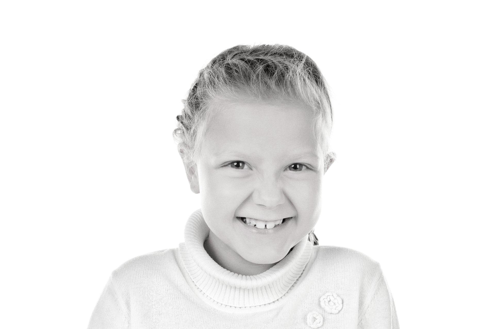 La ortodoncia consigue que los niños tengan la sonrisa más traviesa