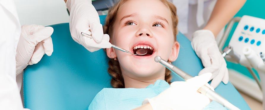 odontopediatría salud dental niños
